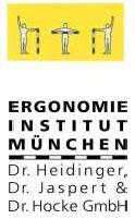 Das Ergonomie Institut München unter Leitung von Doktor Heidinger hat das Lanamed getestet