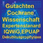 Expertenstandard, Cochrane, Dekubitusprophylaxe