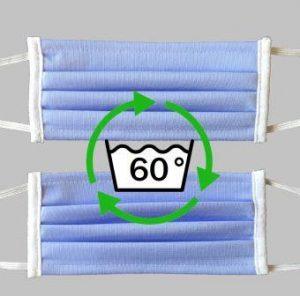 neu: Lanamed Behelfsmaske 60 Grad waschbar aus Deutschland