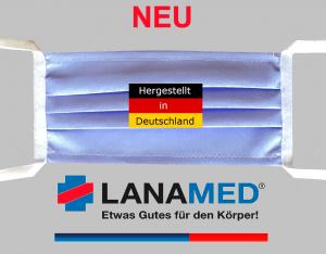 neu: Lanamed Behelfsmaske waschbar aus Deutschland